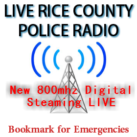 Scanner Radio Rice County