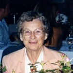Grandma Esta Freeland-Cox; The gift of quilt