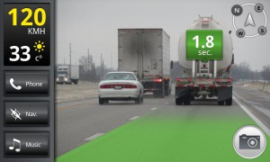 Daily App Review – ionroad App Watches the Road for You, Warns of Collision
